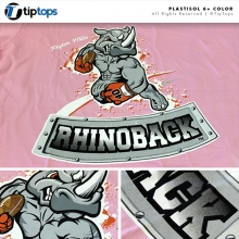 Rhinoback - Peyton Hillis