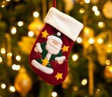 Child's xmas stocking